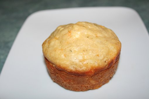 Muffin, Apple, Cheddar, Baked Good, Bread, Quick Bread