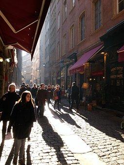 Lyon, Old Lyon, Old Town, France