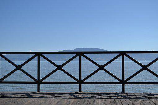 Lake, Chapala, Landscape, Jalisco, Mexica, Close