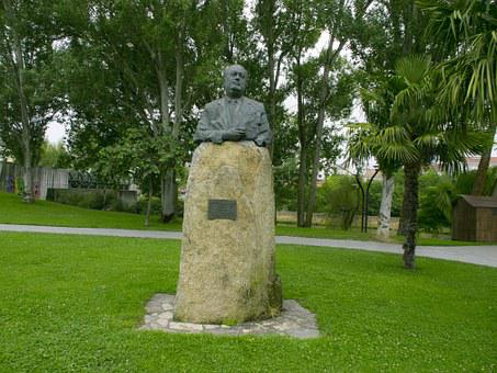 Monument, Park, Monforte De Lemos