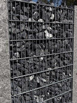 Grid, Stones, Structure, Wall, Stone Wall