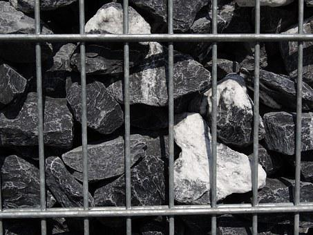 Grid, Stone, Structure, Wall, Stone Wall, Keep Together