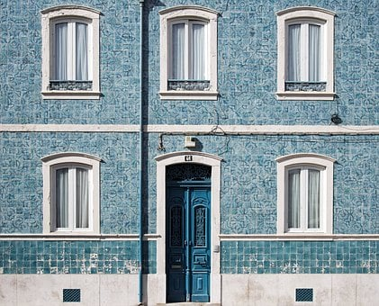 Architecture, Building, Door, Facade, Wall, Windows