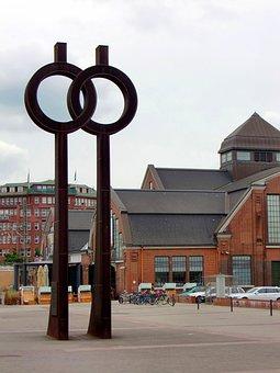 Hamburg, Deichtor Halls, House Of Photography, Art