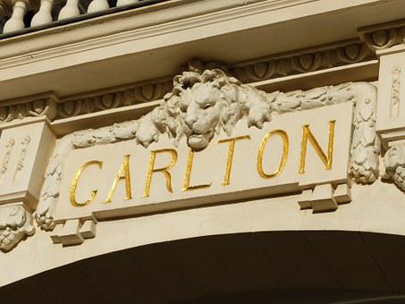 Carlton, Facade, Cannes, Croisette, France, Europe