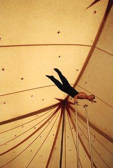 Acrobat, Man, Person, Circus, Performance, Balance