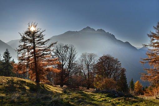 East Tyrol, Lienz Dolomites, High Excellent, Autumn