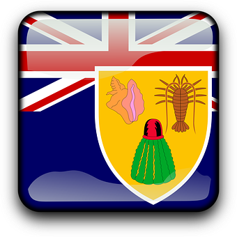 Turks And Caicos Islands, Flag, Country, Nationality