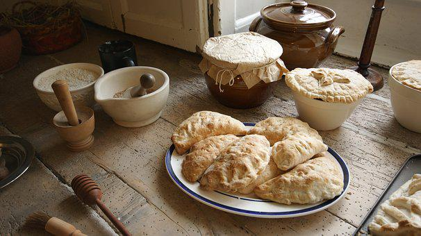 Cooking, Baking, Pies, Pasties, Dishes, Bowls, Food