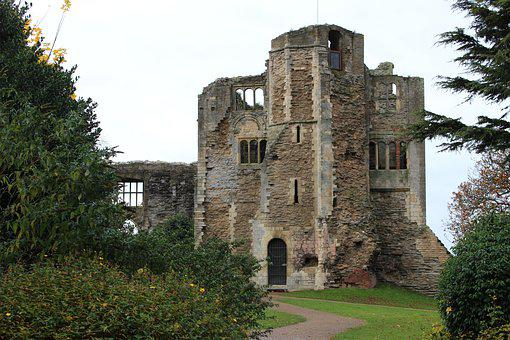 Castle, Newark, Newark Castle, Old, Building, Historic