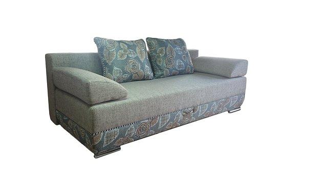 Sofa, Upholstered Furniture, Beautiful