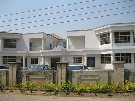 Abuja, Nigeria, Africa, Hospital, Architecture