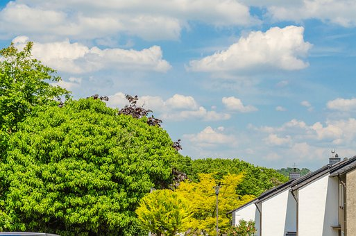 Terraced Houses, Residence, Rural, Homes, Real Estate