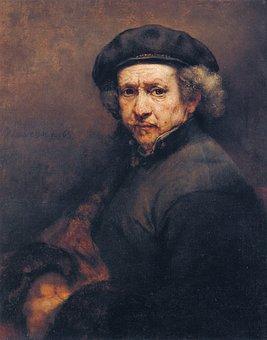 Rembrandt Harmenszoon Van Rijn, Painter, Artists