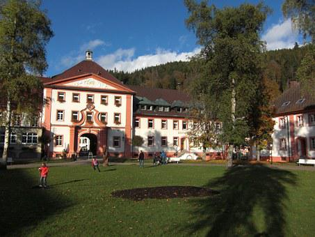Town Hall, Building, St Blasien, Black Forest