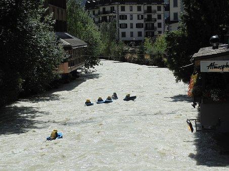 Water, Adventure, Sport, Challenge, Flow, Risky, Fun