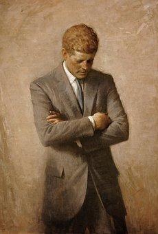 John F Kennedy, President, Usa, United States, America