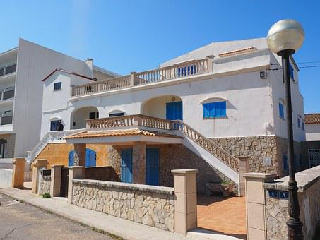 House, Holiday House, Mallorca, Bay Of Pollensa