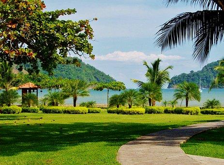 Costa Rica, Los Suenos Marriott, Beach, Nature