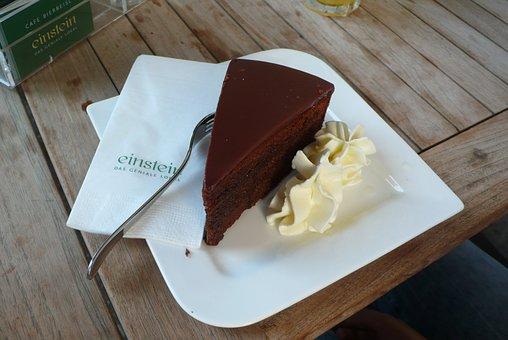 Food, Sweet, Cake, Wien, Sachr