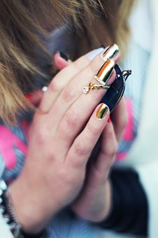 Nail, Jewellery, Jewelry, Accessory, Ring, Rings