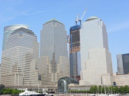 One World Trade Center, Construction, New York, Urban