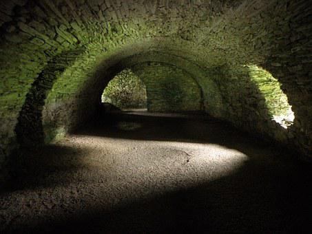 The Catacombs, Cellar, The Underground, Middle Ages