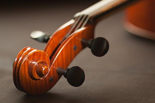 Acoustic, Art, Blur, Bowed Instrument