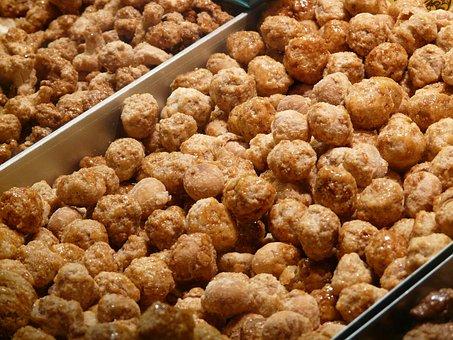 Macadamia, Burned, Betrothed, Baked Macadamia Nuts
