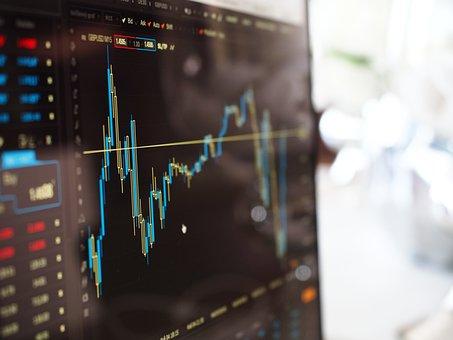 Blur, Business, Chart, Computer, Data, Finance, Graph