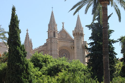 Palma, Palma De Mallorca, Church, Cathedral, Mallorca