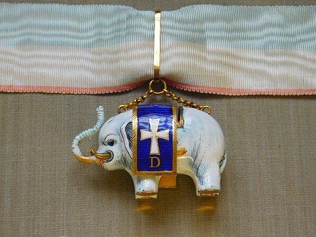 Denmark, Copenhagen, Elephant, Elephantine, Lucky Charm