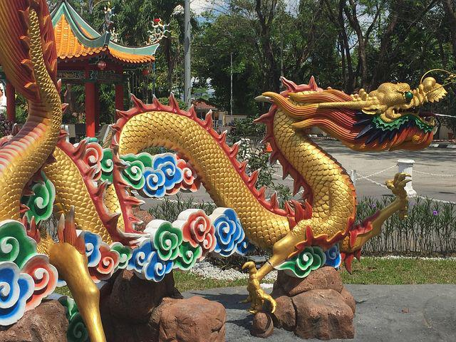 Dragon, Zodiac, Chinese, Culture, East, China, Oriental
