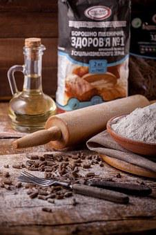 Flour Integral, Wholemeal Flour, Natural Products
