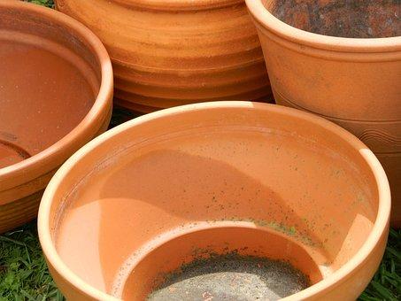 Garden Pots, Pots, Terracotta Pots, Garden, Gardening