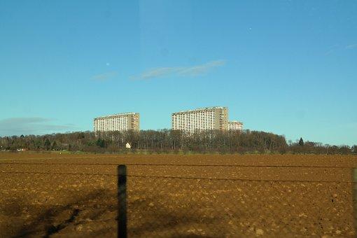 Residential Development, Homes, Blocks Of Flats