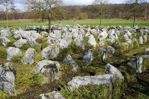 Labyrinth, Stone Labyrinth, Away, Viersen