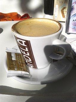 Coffee, Cut, Sun, Breakfast, Coffee With Milk, Cup