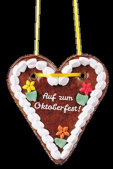 Gingerbread Heart, Heart, Folk Festival, Fair