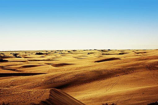 Sand, Dunes, Desert, Heat, Canary Islands, Grancanaria