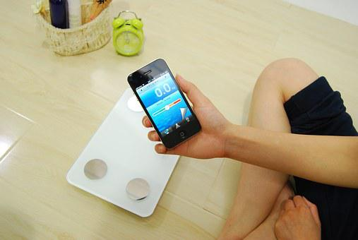 Bluetooth, Electronic Scales, Home