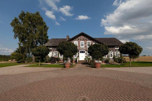 Manor, Property, Villa, Home, Building, Germany