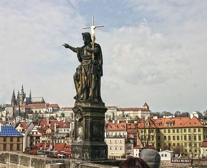 Statue, Bronze, Sculpture, Monument, Landmark, Famous
