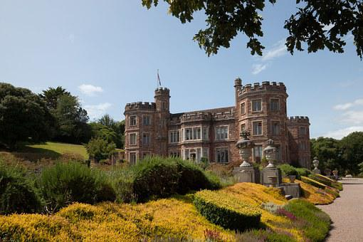 Mount Edgcumbe House, Manor House, Towers, Plymouth