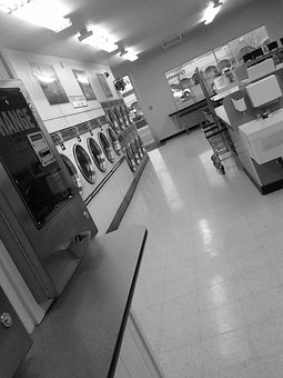 Washing Room, Washing, Washroom, Spinner-washer