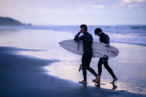 Beach, Beach Sports, Blur, Blurry, Coast, Coastline