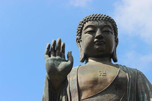 Tian Tan Buddha, Bronze, Hong Kong