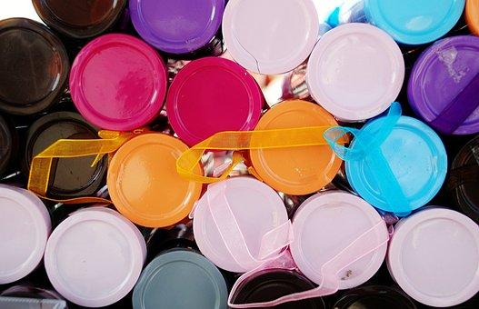 Cans, Can, Aluminum, Box, Metal, Color