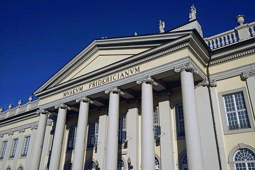 Museum Fridericianum, Kassel, Architecture, Building