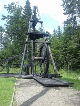 Oil, Tower, The History Of Oil Production